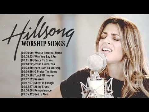 60 Mins Highly Praise And Worship Songs Of Hillsong Best Popular