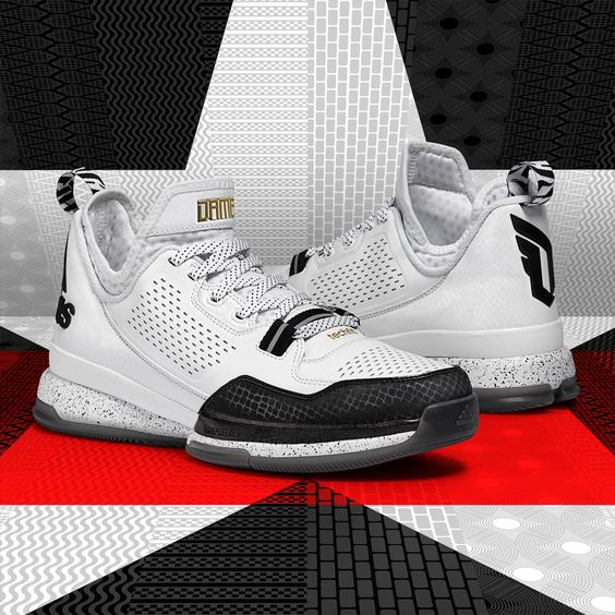 Adidas Damian Lillard All Star Trailer formadores online