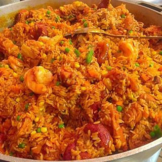 Jollof rice | 21 Deliciously Warming West African Dishes You Should Be Eating This...
