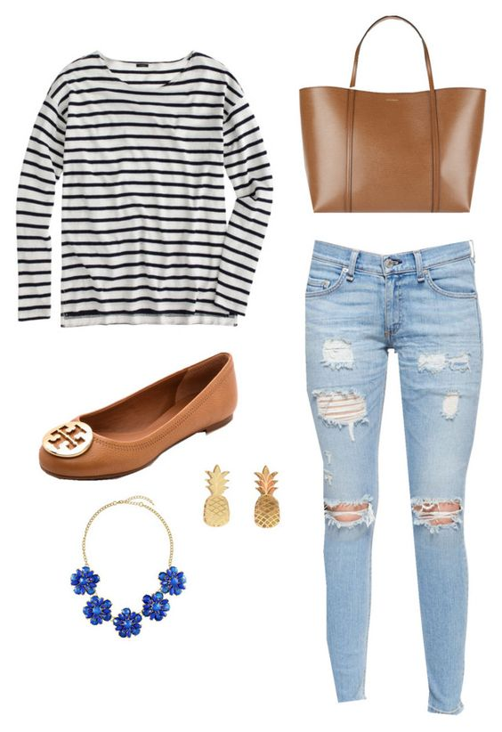 """""""everyday"""" by catalinap on Polyvore"""