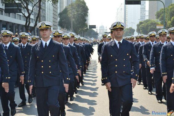 ブラジルの警察官