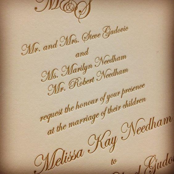 Wedding Invitation Wording Divorced Parents: 10 Ridiculous Wedding Myths Exposed