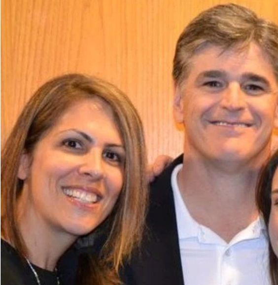 JIll Rhodes and her husband Sean Hannity