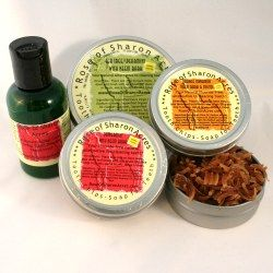 Xylitol & Neem Bark Tooth Chips - Soap for Teeth