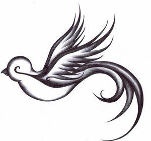 Would love to have a sparrow somewhere on my body ^_^