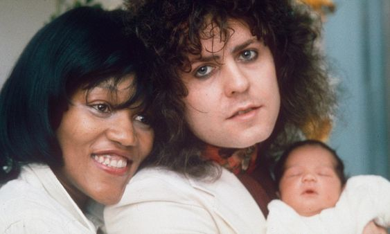 'David's generosity helped my mother and me survive': How Bowie saved Marc Bolan's son