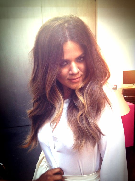 Ombre hair color nyc