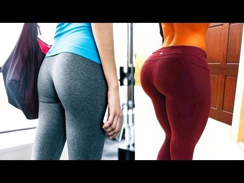 How To Get Bigger Hips And Thighs Naturally