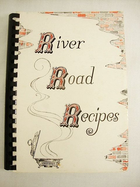 Junior League of Baton Rouge, LA | 1959 published this cookbook, but just about every kitchen at home in New Orleans had a copy.  We did.