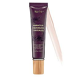 Tarte - Maracuja Creaseless Concealer. Alicia Caine recommended this brand...if there's one thing I've learned -- always listen to Alicia.