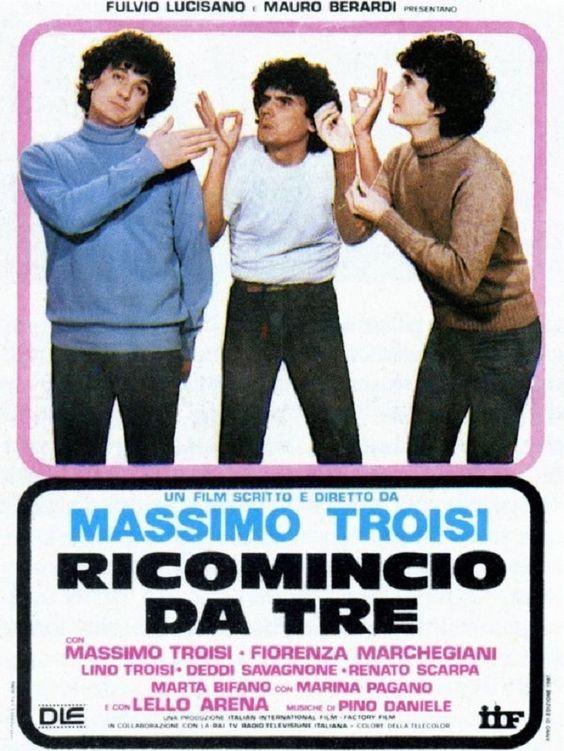 1981 RICOMINCIO DA TRE