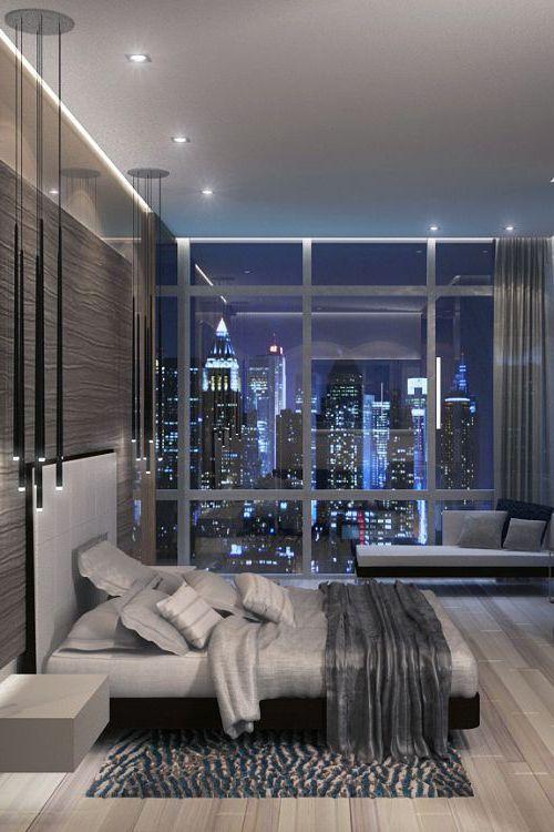 Nyc Bedroom Luxury Apartments Interior Luxury Apartment Decor
