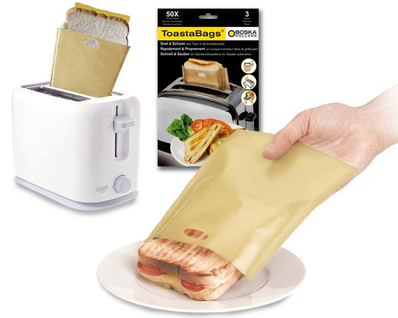 $69 Grilled cheese sandwich in your toaster.
