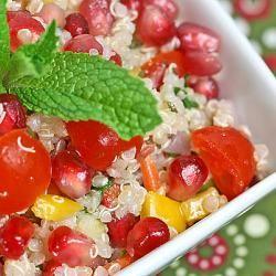 Jewels of the Earth Quinoa Salad