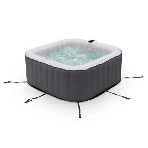 Habillage En Bois Spa Gonflable Intex Aquazendo Spa Gonflable Spa Gonflable Intex Habillage Piscine Hors Sol