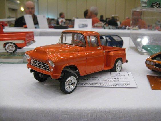 55 Chevy PU gasser | Plastic Fanatic | Pinterest | Chevy