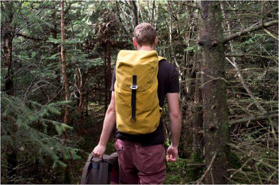 Fixed Gear Oxford: Trakke Messenger bag