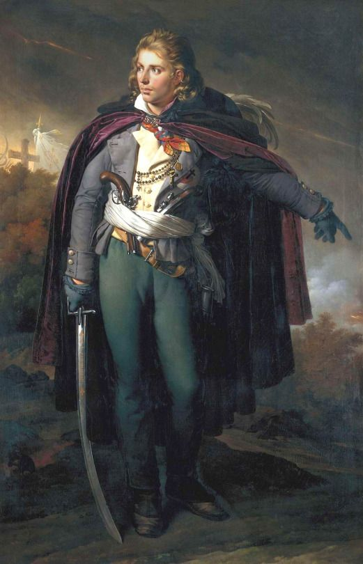 The Traditionalist Mind     Jacques Cathelineau, a leader of the Vendéan counterrevolution   Hero and anti-revolutionary.:
