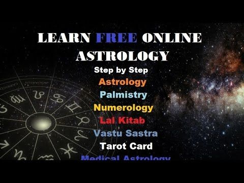 LEARN ASTROLOGY IN HINDI 1 - LEARN VEDIC ASTROLOGY