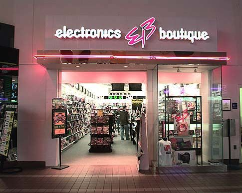Was Eb Games Better Or Worse Than Gamestop Games Eb Electronics Boutique Vintage Mall Electronics Design