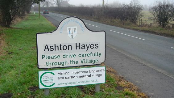 How a rural British village became a model for fighting climate change