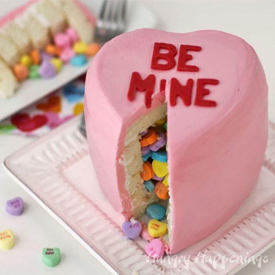 valentine's day cake pans