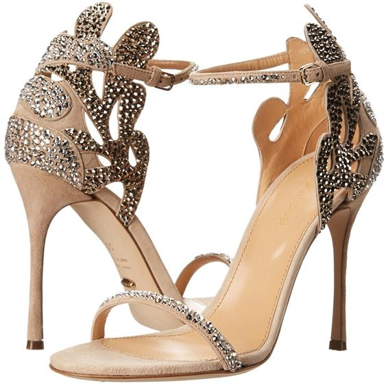 15 Absolutely Breathtaking Summer Shoes From Sergio Rossi