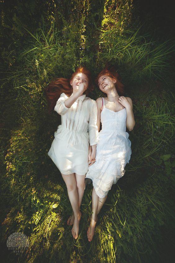 Fairy tale by Maria Babintceva, via Behance