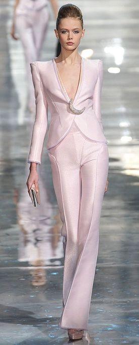 Giorgio Armani Prive in pink