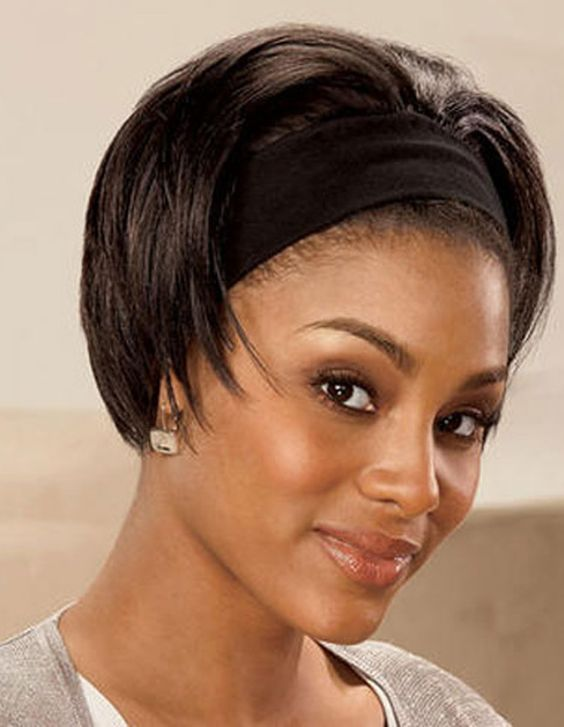 Admirable Hairstyles For Black Women Short Hairstyles And Medium Short Hairstyle Inspiration Daily Dogsangcom