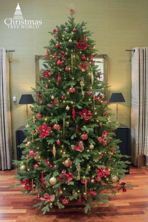 Google Image Result For Https Www Christmastreeworld Co Uk Media Catalog Produc Realistic Artificial Christmas Trees Christmas Tree Beautiful Christmas Trees