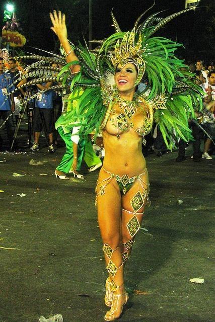 Carnaval, Rio de Janeiro, 2012