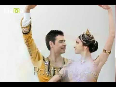 Serenade Cantares Raymonda .teatro Opera