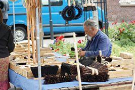 Thomas09: Van alle Markten & Braderieën thuis. Er is haast geen markt in Weststellingwerf en omstreken of Thomas09 heeft wel een vinger in de pap.