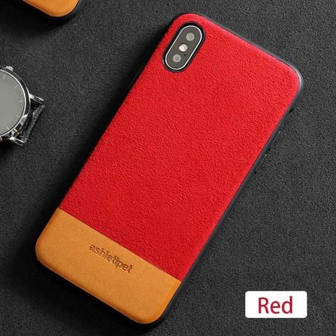Leather iPhone 8 plus case,iphone case,Leather phone cover,iphone 8plus cover,handmade in a genuine red leather