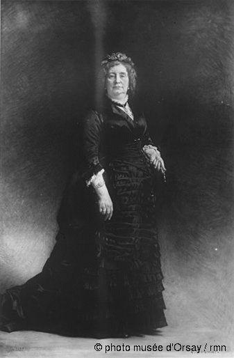 Léon Bonnat Portrait de Madame Berthier en 1878