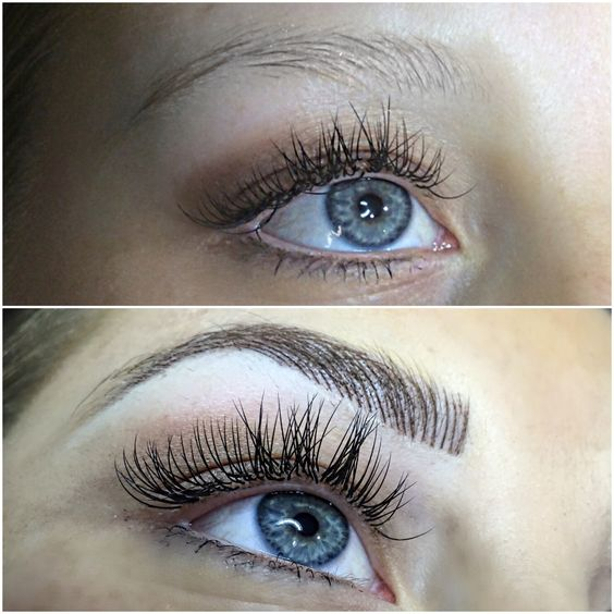 Microblading hair stroke feather touch eyebrow tattooing for Eyebrow tattoo microblading