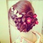 【結婚式 着物 髪型】和装に似合うヘアアレンジの人気画像をご紹介!