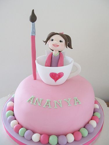 Ceramics cake decorating courses and cakes on pinterest for Abc cake decoration