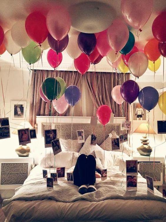 surprise ideas birthday surprises surprises for him theme party ...