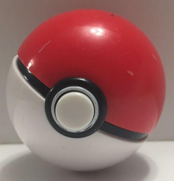 (TAS031099) - Nintendo Pokemon Toy Figure - Poke Ball