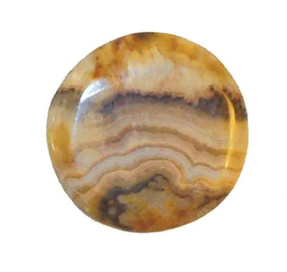 Missouri Lace Agate ♥ by rockhoundjody on Etsy