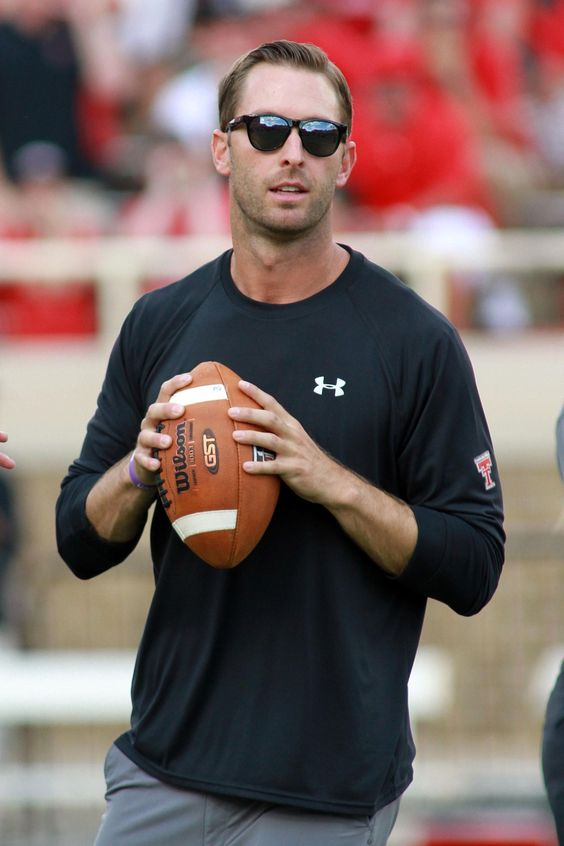What Principals can (and should!) learn from Kliff Kingsbury