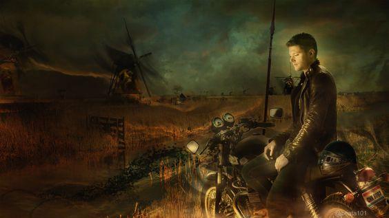 Dean 'Quixote' Winchester by beata101.deviantart.com on @DeviantArt