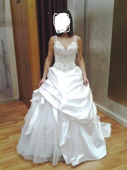 Vends Magnifique robe de princesse DEMETRIOS modèle 2845 TRES RARE ...