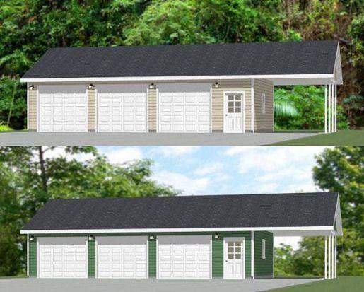 Ryan Shed Plans 12 000 Shed Plans And Designs For Easy Shed Building Ryanshedplans In 2020 Car Garage Garage Plans Garage House