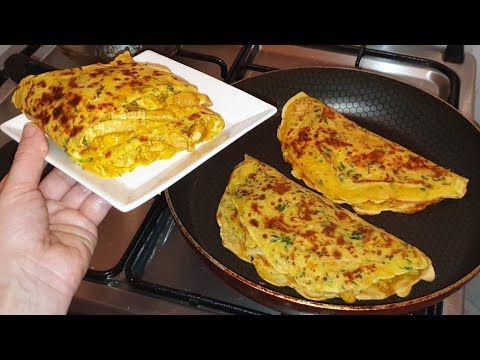 هذا هو الحل السريع لوجبة عشاء لذيذة الفطائر السائلة في المقلاة صحية سهلة والمذاق رووعة ستحبها عائلتك Youtube Cooking Recipes Recipes Cooking