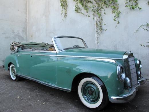1952 mercedes benz mercedes adenauer pinterest for Mercedes benz 0305 for sale