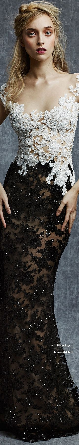 Reem Acra Collection Pre-Fall 2015