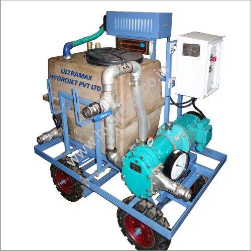 Mobile Sewage Evacuation Machine Jet Machine Led Manufacturers Cleaning